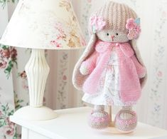 Bunny Ellie Gift for girl girls toys stuffed soft toy bunny
