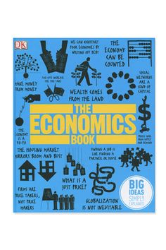 The Economics Book at Urban Outfitters
