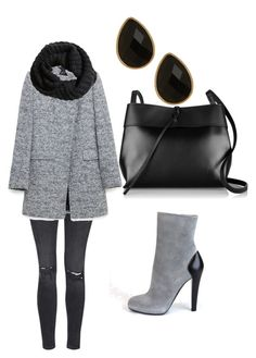 """Untitled #277"" by kola-sara ❤ liked on Polyvore featuring Topshop, Zara, Posh Girl, H&M, Kara, Natasha Accessories, women's clothing, women, female and woman"