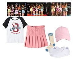 Red Velvet - KCON LA 2015 by marissa-malik on Polyvore featuring polyvore moda style Sperry Top-Sider Reebok Lifestyle women's clothing women's fashion women female woman misses juniors