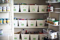 organization {pantry}