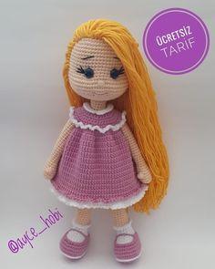 Crochet Dolls, Crochet Hats, Crochet Ideas, Crochet Disney, Homemade Toys, Instagram Repost, Diy For Kids, Free Food, Kids Toys