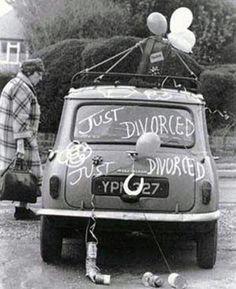 Just divorce ! Humorous