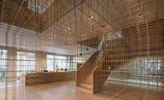 The concept of the modern single-brand beauty store is redefined in the newest design project from Neri & Hu for leading Korean skincare brand Sulwhasoo. It comes as no surprise that Seoul's beauty industry is investing heavily in creating flag...