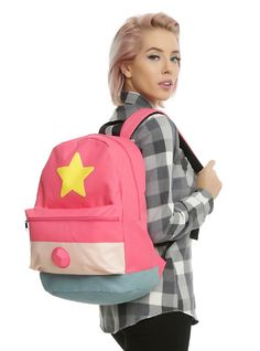 Steven Universe Steven Cosplay Backpack,