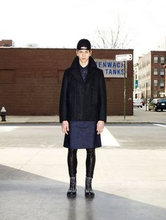 Givenchy Men's Pre-Fall '12