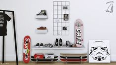 MXIMS - or Cry! decorative skateboard for The Sims 4 Sims 4 Teen, Sims Cc, Sims 4 Mods, Ikea Ypperlig, Skateboard Decor, Vans Authentic Pro, Ikea Alex, Sims 4 Cc Furniture, The Sims 4 Download