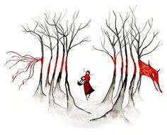 Le petit Chaperon rouge en images