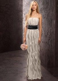 Special Occasion Dresses Online by David's Bridal- mobile