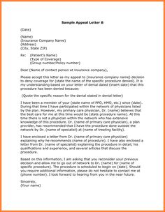 academic appeal letter sample appeal letter for an academic