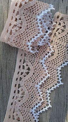 Captivating All About Crochet Ideas. Awe Inspiring All About Crochet Ideas. Crochet Edging Patterns, Crochet Lace Edging, Crochet Motifs, Crochet Borders, Crochet Designs, Crochet Doilies, Crochet Flowers, Crochet Stitches, Col Crochet