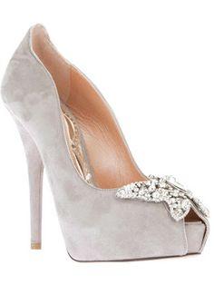 Zapatos de fiesta de noche