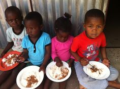 Time to start Food Program at ELC Sebera in Makhushane (Limpopo, South-Africa), more info check: www.facebook.com/vrienden.bambanani