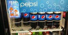 Diet Pepsi 20oz Bottles Just $1.18 At Walmart!