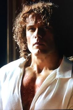 Gorgeous Jamie Fraser / Sam Heughan Outlander Season 2                                                                                                                                                      More