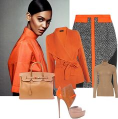 """""""PUMPKIN COUTURE"""" by stylemusthaves on Polyvore"""