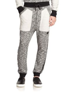 Prps Marled Cotton Sweatpants Sweat Pants | Activewear, Pants and Clothing