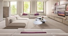 Brand: Paola Lenti  Model: Move #designselect #sofa #paolalenti