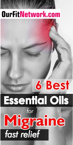 Headache Symptoms, Migraine Relief, Best Oils, Best Essential Oils, Essential Oils For Migraines, Oil For Headache, Workout Guide, Health And Fitness Tips
