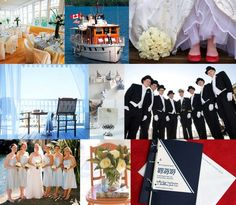 if only I could get married at a yatch club... I'm pretty sure the 2 top left pictures are Kenora..