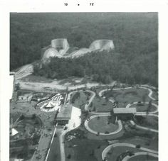 Awesome overview of Kings Island when it opened in 1972 - Loveland