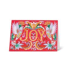 Message of Joy from Unicef on Catalog Spree