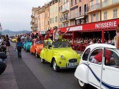 St. Tropez vintage