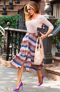 Sarah Jessica Parker: Best dressed as always
