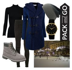 """""""110"""" by lightning1208 ❤ liked on Polyvore featuring Alaïa, Yves Saint Laurent, Timberland and Larsson & Jennings"""