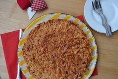 Tarte de Amêndoa sem gluten
