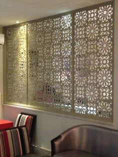 moucharabieh on pinterest metal screen screens and room. Black Bedroom Furniture Sets. Home Design Ideas
