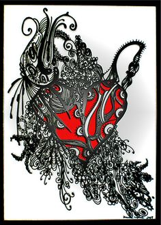 my heart doodle | Flickr - Photo Sharing!
