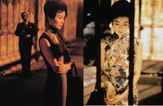 Icon of the Week: Maggie Cheung in the Mood For Love | tongue in chic