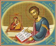 Lukas, evangelist en iconenschilder