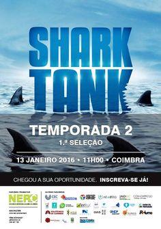 A Associação Empresarial de Águeda é parceira da  2.ª Temporada do programa televisivo SHARK TANK  Mais informações e inscrição em : http://www.aea.com.pt/admin/files/noticias/ShankTank2_AEA.pdf ou www.aea.com.pt