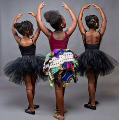 """Yemaya is the Afrocuban spelling of the Yoruba Orisa Yemoja. Goddess of the Ogun River and all waters, especially the sea, her name comes from the Yoruba """"Yeye emo eja"""" and means: """"Mother whose. Black Dancers, Ballet Dancers, Ballerinas, Misty Copeland, Black Power, Black Girls Rock, Black Girl Magic, Skin Girl, Beautiful Black Babies"""