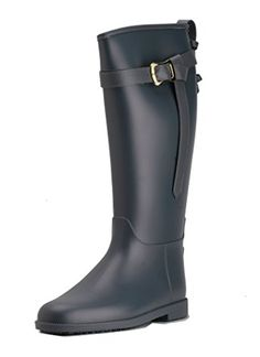 8cd8848c3 Henry Ferrera Womens Opera100 Light Grey Rain BootsSize 11    Check out the  image by