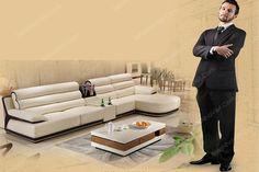 Bán sofa da tại hà nội, Sofa da phong cách cổ điển