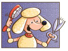 Jackie Stafford - professional children's illustrator, view portfolio