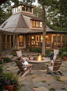 Did you want make backyard looks awesome with patio? e can use the patio to relax with family other than in the family room. Here we present 40 cool Patio Backyard ideas for you. Hope you inspiring & enjoy it . Fire Pit Backyard, Backyard Patio, Backyard Ideas, Patio Ideas, Backyard Landscaping, Backyard Retreat, Garden Ideas, Landscaping Ideas, Beach Patio