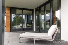 Roscobouw, in harmonie - Eigenhuisbouwen. Outdoor Furniture Sets, Outdoor Decor, House Floor Plans, Sun Lounger, Flooring, House Styles, Home Decor, Veranda Ideas, Catalog