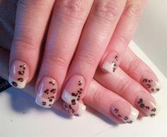 Nail Art Gallery - Leopard Print