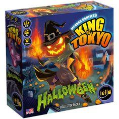 King Of Tokyo Expansão - Halloween - Em Português