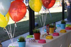 Paw Patrol Birthday Party Ideas | Photo 1 of 11