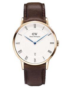 Doskonały Zegarek Męski Daniel Wellington 1123DW Uhren Shop ef6e1d6ec63