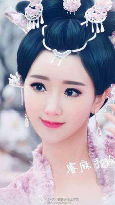bảng: girl Chinese