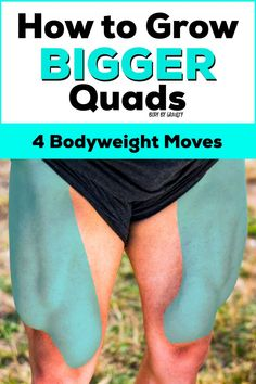 Sissy squats are insane. They build your leg strength and help prevent knee injuries. Use these 4 sissy progressions to grow your quads. Best Leg Workout, Leg Workout At Home, Workout Plan For Men, At Home Workouts, Workout Men, Men Exercise, Leg Workouts, Workout Routines, Workout Tips