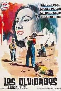 Los Olvidados es un película de drama que fue escrito y dirigida por Luis Buñuel. Se realizó en México en 1952.