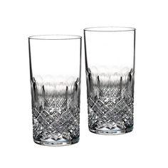 Waterford Ellypse Pair Highball Glass in Tabletop