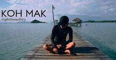 บันทึกเที่ยว เกาะหมาก (Koh Mak) ทริปคนคู่แต่กูคี่ : เที่ยวกับติส
